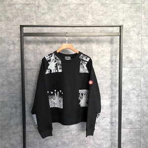 Cav Empt Sweatshirts Männer Frauen 1: 1 beste Qualität C. E. Cav Empt Rundhals Baumwolle Cavempt Pullover T200531