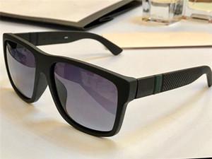 الاستقطاب الجديدة الرجال النظارات الشمسية الرياضة نمط 1124 ميزات إطار مربع مجلس المواد شعبية أسلوب بسيط حماية أعلى جودة UV400 النظارات