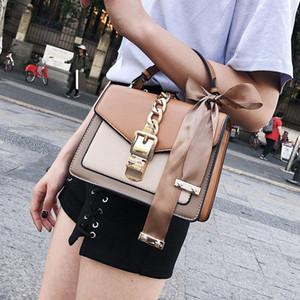 Designer-2019 Mulheres Bag Moda Mulheres Messenger Bags Mini Praça pequeno pacote Shoulder Bag Crossbody Pacote Clutch Bolsas