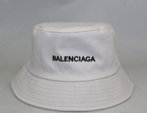 Modedesigner Brief Bucket Hut für Frauen der Männer faltbare schwarze Kappen Fischer Beach Sun Visor Verkauf Folding Man Bowler berühmten Caps