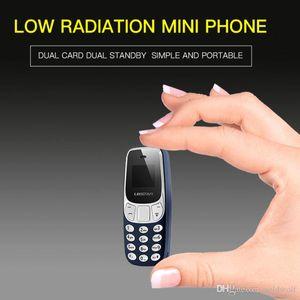 Super Mini L8STAR BM10 Auricolare Bluetooth senza fili Dialer cellulare vivavoce Cuffia Doppia SIM Mini telefono cellulare Auricolare con microfono