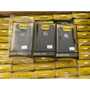 Funda Defneder para iphone 7 8 Plus iphone X XS MAX XR S8 S9 plus Note 8 NOTA 9 S10 S10E S10 + Fundas Fundas Carcasa con clip para cinturón SIN logotipo