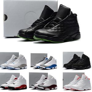 nike air jordan 13 AJ13 2019 Nouveau J13 XIII INFRA-BRED 13 13S de plein air chaussures de basketball garçon fille jeune enfant sport Running Sneaker taille 28-35