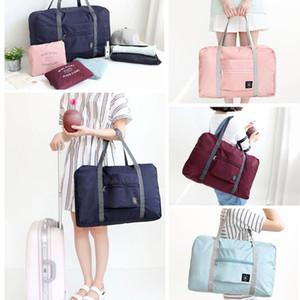 Büyük Katlanabilir Seyahat Saklama Kutusu Pratik Büyük Kapasiteli Bagaj Carry-on Organizatör El Omuz Duffle Arabası Bavul Çanta