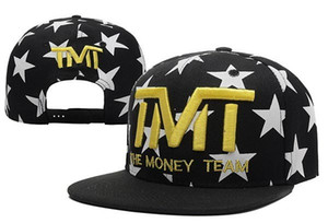 Zeichen Hohe Qualität das Geld TMT Gorras Hysteresen-Kappen Hip Hop Swag Kappen Herrenmode Baseballmütze Marke für Männer Frauen