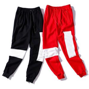Hot Mens Luxury Jogger Pants New Brand Drawstring Sports Pants Fashion Letter Designer Joggers Size M-2XL
