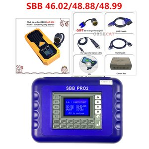 2020 Super SBB PRO2 Key Programmer V48.99 Support New Cars Up To 2017 Update Of SBB V48.88 V46.02 No Tokens SBB PRO 2 48.99