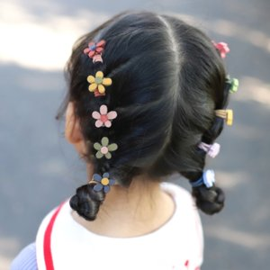 Hipster hair band female cute Japanese and Korean accessories baby head rope children's hair accessories set