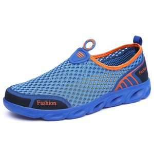 Summer Shoes Men Breathable Aqua Shoes Women Rubber Sneakers Adult Beach Slippers Upstream Shoes Swimming Sandals Diving Socks