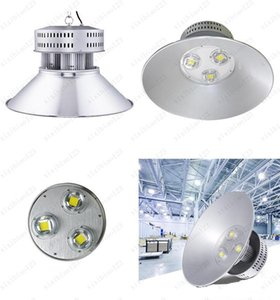 Led High Bay Light Ip44 150w Led Factory Light Industrial Light Workshop Warehouse Ceiling Shed Engineering Lighting Ac85 -265v Free Shippin