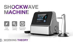 terapia de onda de choque extracorpórea máquina shockwave Equipamentos alívio da dor de alívio terapia de ondas de choque para o tratamento ed