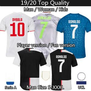 كرة القدم جيرسي 2020 2021 لاعب صفحة الرئيسية بعيدا 4 ثالثا رياضية للأطفال نساء رجال الحجم S XXXL Camisa دي Futebol أعلى جودة