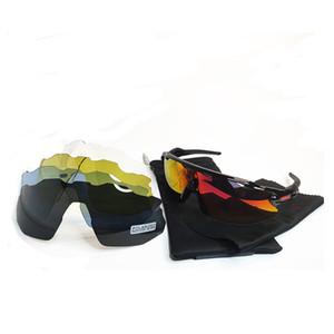 2020 New Style Ciclismo óculos de sol bicicleta do esporte Óculos Pesca Eyewear Outdoor Óculos Radar EV Afastamento óculos de sol 9442 do Men Ciclismo Eyewear