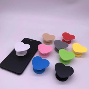 Factory Price Wholesale Poppings Custom Logo Phone Bracket Holder Socket Poppings Collapsible Finger Ring Phone Stand Sockets for CellPhone