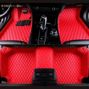 Custom Car floor mats for Acura ZDX RDX MDX ILX RL TL TLX TLX-L 3D car-styling protection Interior carpet Non-slip mat Car Line