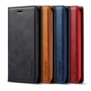 Neueste Art und Weise Marke Telefon-Kasten für iPhone 11 Pro X XS Max XR 8 8Plus Mappe PU-Luxus-Leder-Kasten-Abdeckung für Galaxie S10 S9 S20 Anmerkung 10 9 8