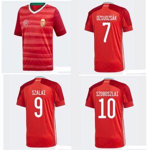 Топ 2020 Венгрия футбол майки Доминик Szoboszlai футбольная рубашка Вилли Джерси Orban Tamás camisas de futebol