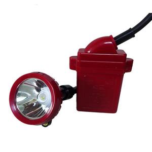 Lampe à luminosité élevée Mining KL5LM Miner Headlamp 25000lux Lampe Cap 25000lux