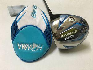 Honma BeZEAL 525 Driver Honma BeZEAL Golf Driver Women Golf Clubs 11.5 Degree Graphite Shaft With Head Cover