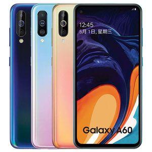 Refurbished Original Samsung Galaxy A60 A606F Dual SIM 6.3 inch Octa Core 6GB RAM 128GB ROM 32MP Unlocked 4G LTE Android Smart Phone 10pcs