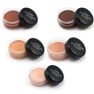 Крем Popfeel 5 цветов Корректор для лица Крем для макияжа Тональное покрытие Темное покрытие для глаз Корректор Основа маскирующая контурная палочка