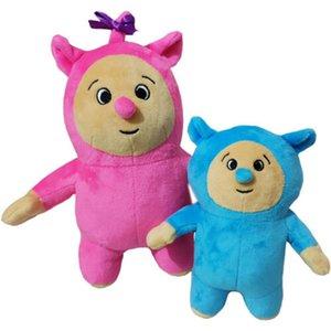 28cm Billy and Bam Bam Plush Doll Soft Stuffed Toys For Kid Birthday Christmas Gift