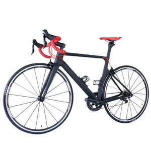 2020 Aero carbon road desgin complete bike-X1 intergrated aero handlebar with 22 speed Sh1mano R7000 groupset