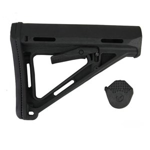 Tactical CTR Stock Airsoft Black AEG GBB Polymer Tactical ME Приклад M4 / M16