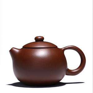 çaydanlık toptan çay el sanatları hediyeler özel yeni 2019 set yixing üreticileri Undressed cevher üretimini doğrudan demlik Mor kumlar