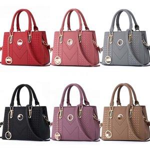 Micheal Kor Borse del progettista marca famosa borsa di modo del modello del litchi pelle goffrata Fisarmonica Tote Bag # 143