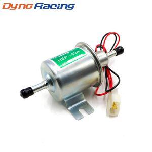 Pompe à essence électrique voiture 12V diesel alimentation en carburant de la pompe à essence pétro HEP-02A basse pression ruban 12V