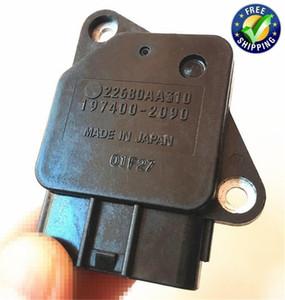 Pack of 1 Japan Original Air Flow Meters 22680AA310 197400-2090 22680-AA310 MAF Sensors for Subaru WRX 01-02' 2.0 Engine