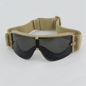 Outdoor Tactical X800 Goggles Anti-frog Camping Cycling Sun Glasses UV Protective Men Women Eyewear
