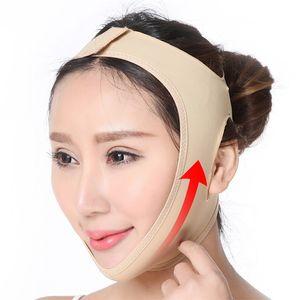Visage V Shaper Minceur visage Bandage Relaxation Lift Up Ceinture Forme Ascenseur Réduire Double menton Masque Visage thining Band Massage