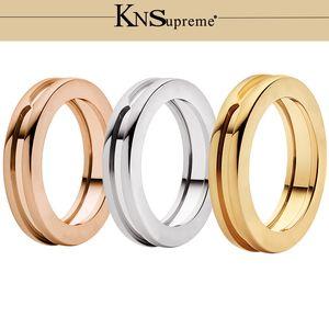 KN BGL s925 Кольцо подарочное 1: 1 Оригинал 100% Стерлингового Серебра 925 Женщины розовое золото Ювелирные Изделия Высокого Качества Подарок Есть логотип
