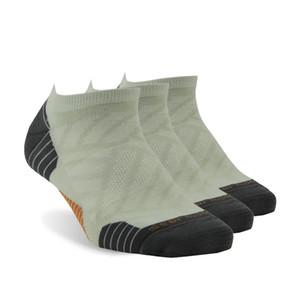 Atletik Çorap Koşu, ZEALWOOD Unisex Merino Yün Karşıtı blister Yastık Yürüyüş Çorap, 3/1 Çiftler