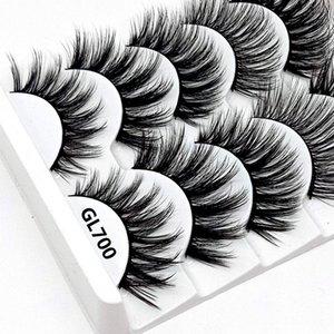 150 pares 3D vison cílios cílios postiços maquiagem natural extensão dos cílios longa cruz volume macio olho falso cílios alados faux cils