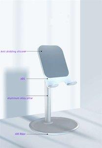 Bon marché en gros Universal Aluminium alliage Table Cell Phone Support Support pour téléphone de bureau pour téléphone Mount Holder