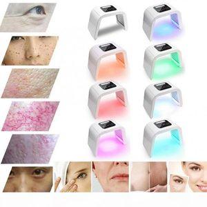 NEW Professional Photon PDT Led Light Facial Mask Machine 7 Colors Acne Treatment Face Whitening Skin Rejuvenation Light