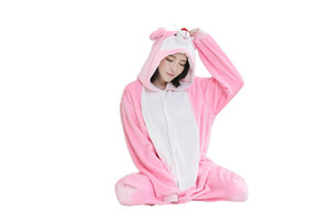 Adult Pajamas Animal Costume Cosplay Onesie Christmas Sleepsuit