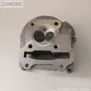 50mm Leistungszylinderkopfanordnung (größere Ventile) für Scooter 139QMB 147QMD 50 GY6 60 80cc Upgrade in GY6 100cc