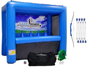 Personalizzato Sport Outdoor gonfiabile Tiro alla Targa Gonfiabili Tiro con l'arco gioco per bambini e adulti il gioco del gioco decorazione fase