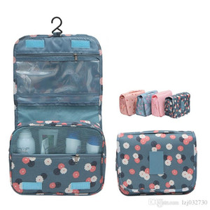 Multi purpose travel sundry storage bag portable handbag Decor steel frame cosmetic bag Ladies products A432