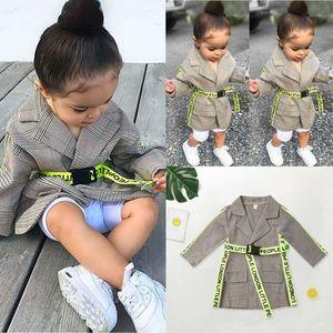 Pudcoco 새로운 도착 유아 아기 소녀 아이 겨울 옷 따뜻한 코트 자켓 정장 자켓 의상