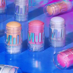 Milch Make-up Matte Primer Make-up Verwischen Stick Holographische Supernova Mars Luminous Blur Stick Highlights 5 Farben Make-up