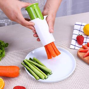 Vegetable Slicer - Vegetable Spiralizer - Spiral Slicer Cutter - Original Spiralizing Zoodle Maker Bundle,Kitchen Cutting Tool