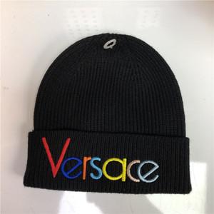Toptan En Yeni 100 tasarım Renk nakış kadınlar erkekler Kış Şapka Kış Beanies Sıcak yüksek yoğunluklu Boy Girl Hat Örme