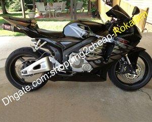 F5 CBR600 2005 2006 обтекатели Aftermarket Kit для Honda CBR600RR Мотоциклы CBR 600RR 600 RR 05 06 Black обтекателя Set (литье под давлением)