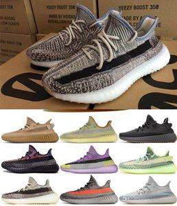 Top quality 2020 Kanye West Yecheil Yeezreel White Reflective Hyperspace Lundmark Antlia Static Cinder Earth Zebra Stock X V2 Running shoes