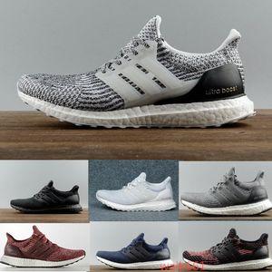 Neue Ultraboost 3.0 4.0 Schuhe Männer Frauen Hohe Qualität Ultra Boost 4 III Weiß Schwarz Casual Sneakers Größe 5-11